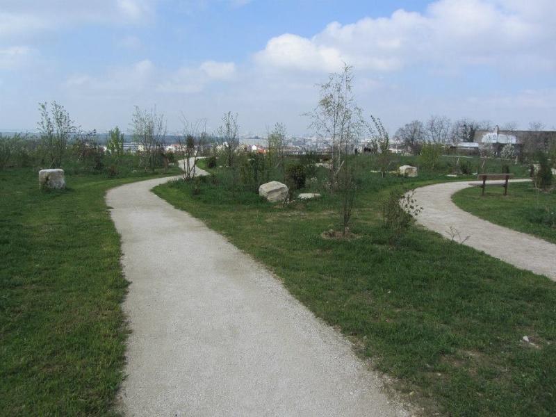Parc des Carrières Chemin10