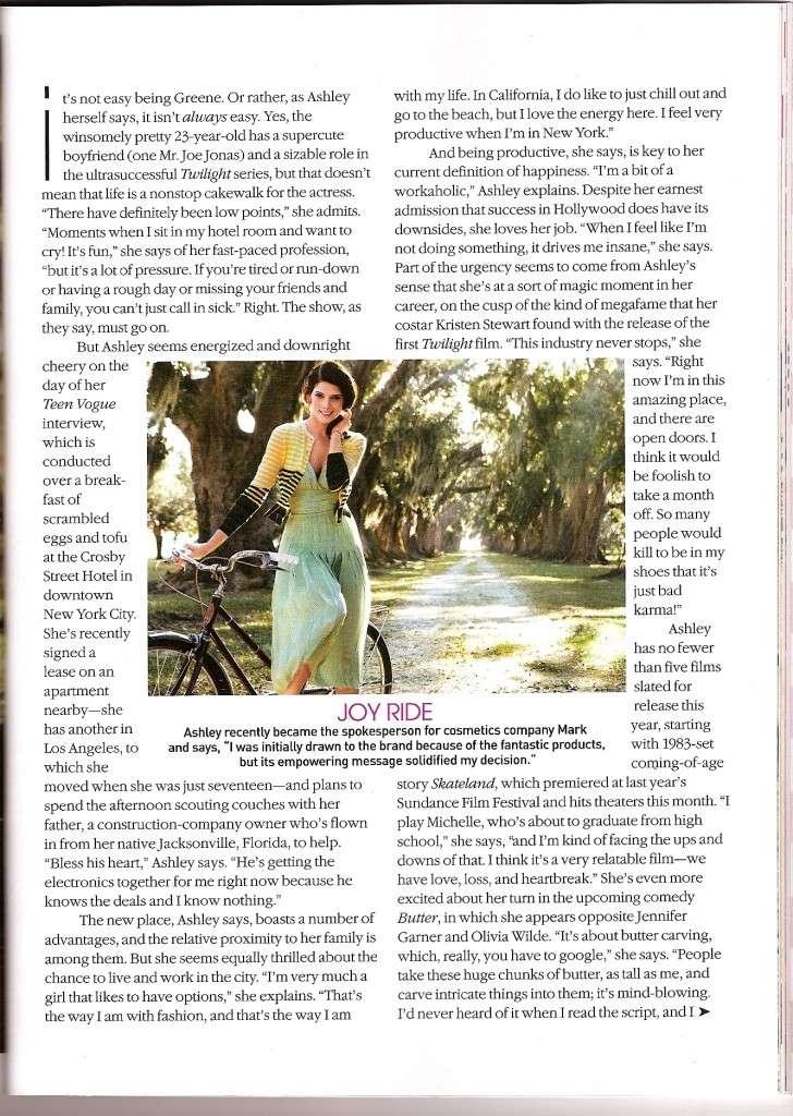 Teen Vogue Mars 2011 Asshhe11