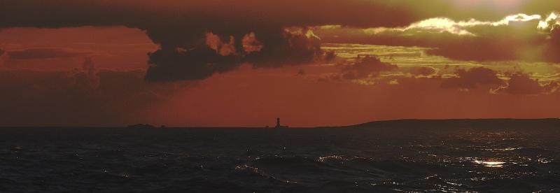 Couchers de soleil sur la Mer d'Iroise P1070810