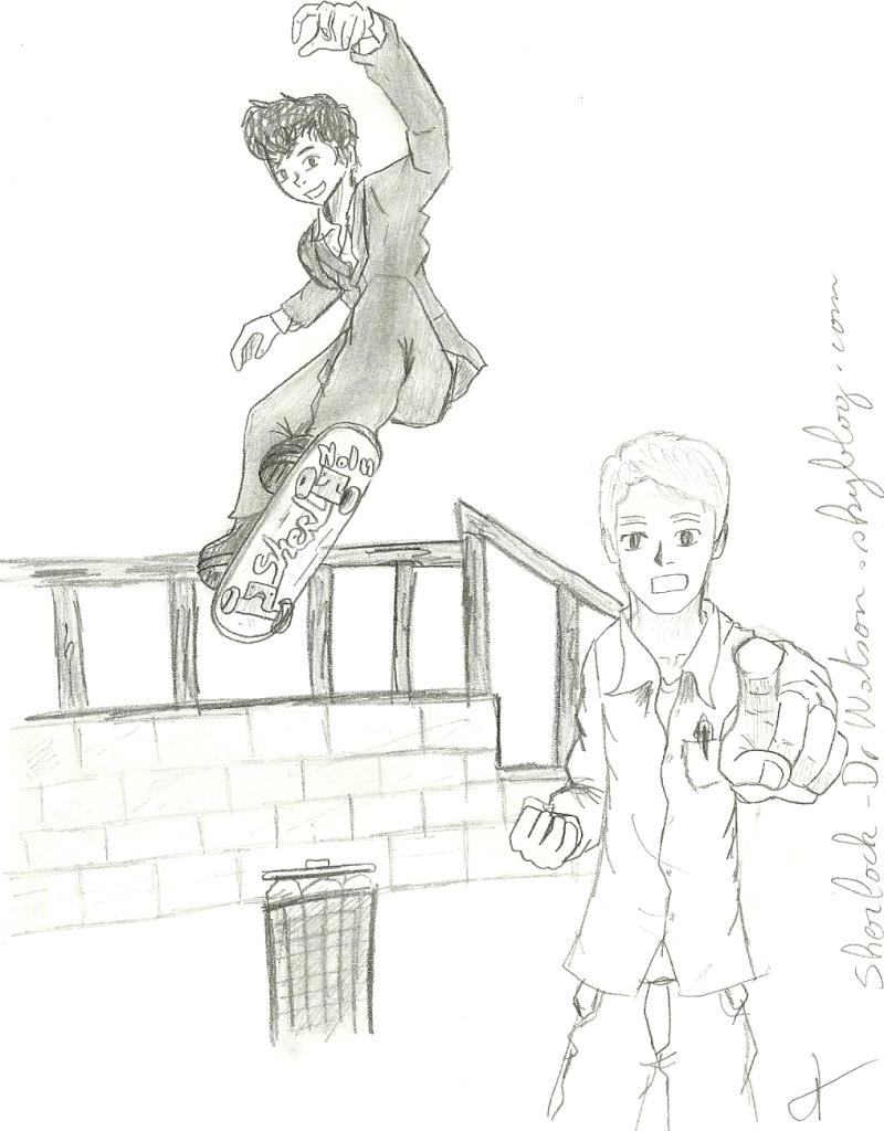 Sherlock by me (version French) Numari12
