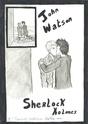 Sherlock by me (version French) Numari13