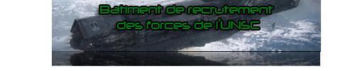 Batiment de recrutement des forces de l'UNSC