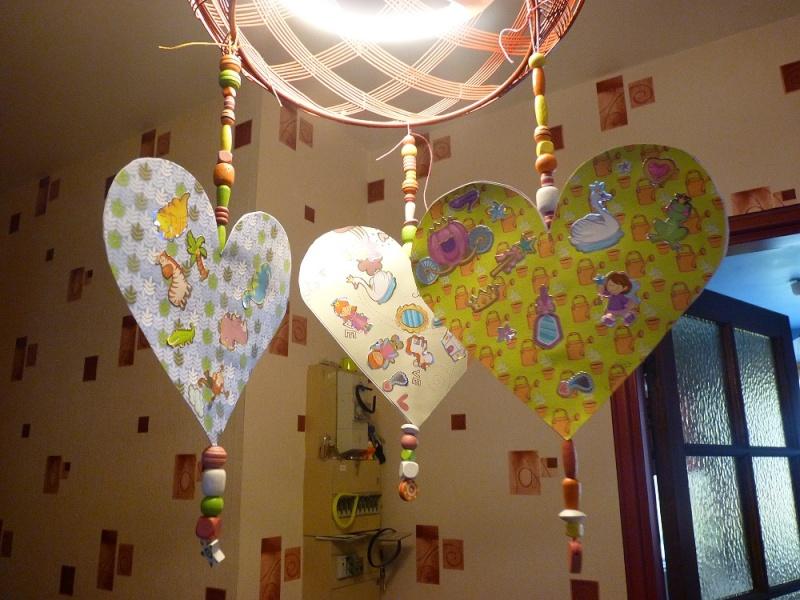 Fête des mères ou des pères - coeur Coeur10