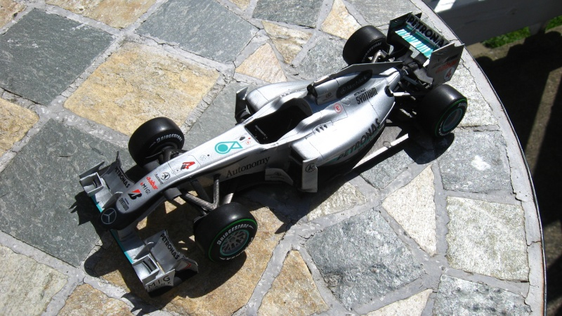 Mercedes Petronas W01 Img_1813