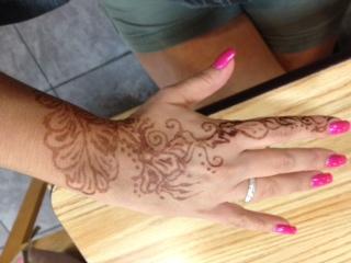 Henna me happy! Photo10