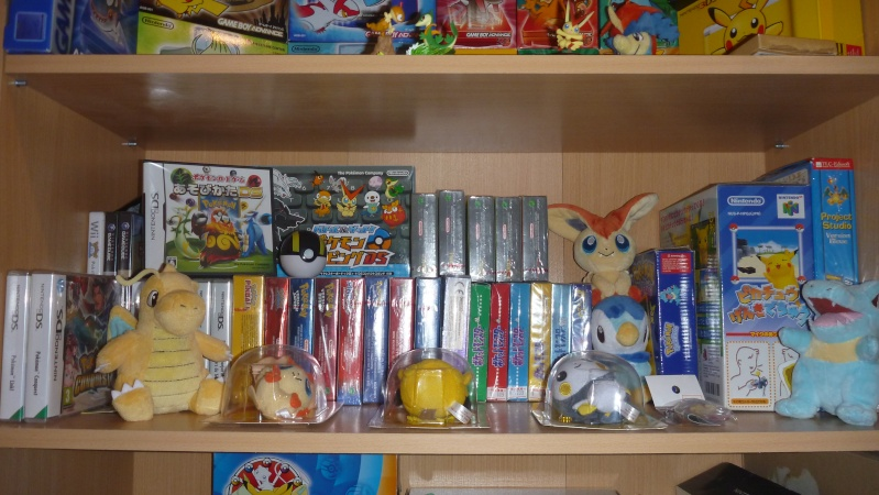 The Eldaddict Collection : Pokemon, Wonderswan & Japan Games INSIDE !  P1070012