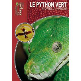 """Le Python Vert Morelia Viridis"" de Steven ARTH & Sandra BAUS Python14"