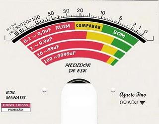 Medidor de ESR Simples de Fazer Tabela10