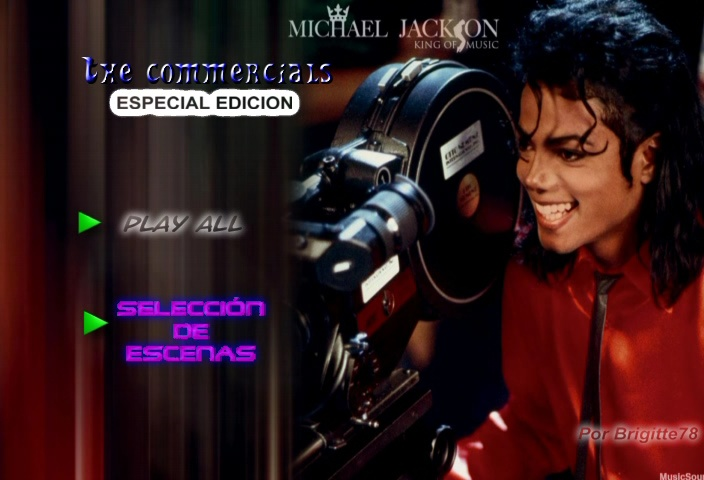 [DL] Michael Jackson The Commercials Edition Special (By Brigitte) Commer10