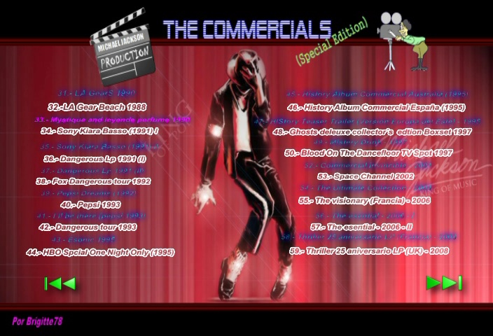 [DL] Michael Jackson The Commercials Edition Special (By Brigitte) Commer13