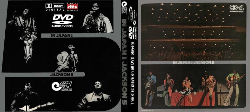 The Jackson 5 (feat. Michael Jackson) - In Japan! (Live) J5_cov10