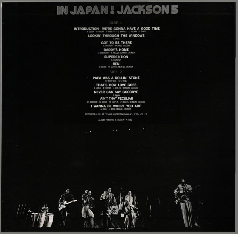 The Jackson 5 (feat. Michael Jackson) - In Japan! (Live) J5_rea10