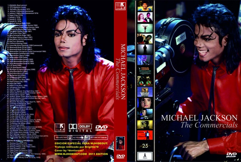 [DL] Michael Jackson The Commercials Edition Special (By Brigitte) The_co10