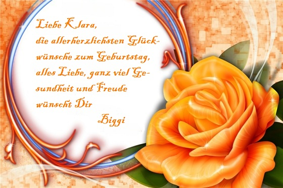 Happy Birthday liebe Klara Geburt11