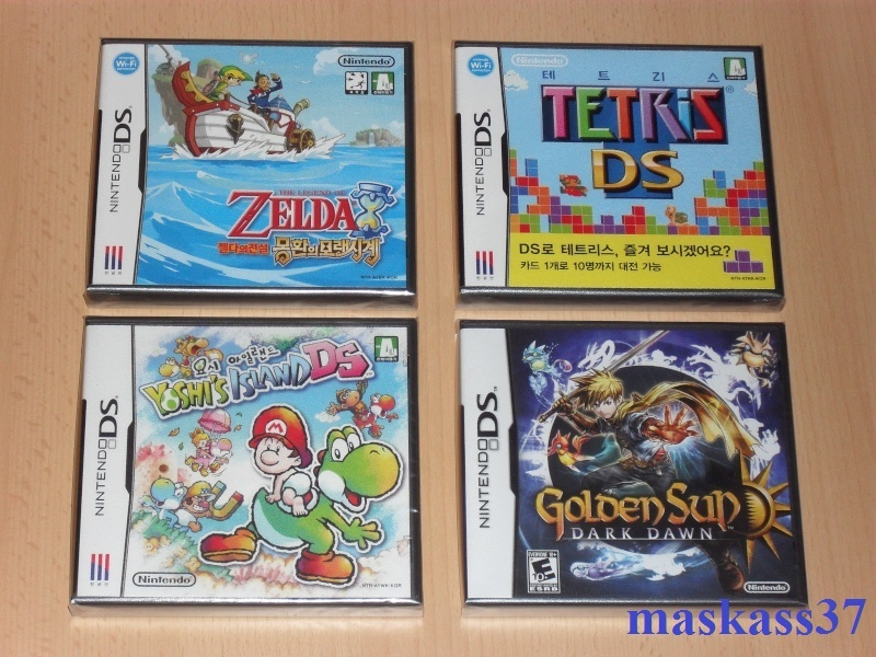 Ma collec 100% Nintendo : JAP, US, PAL... tout y passe^^ - Page 8 Arriva13