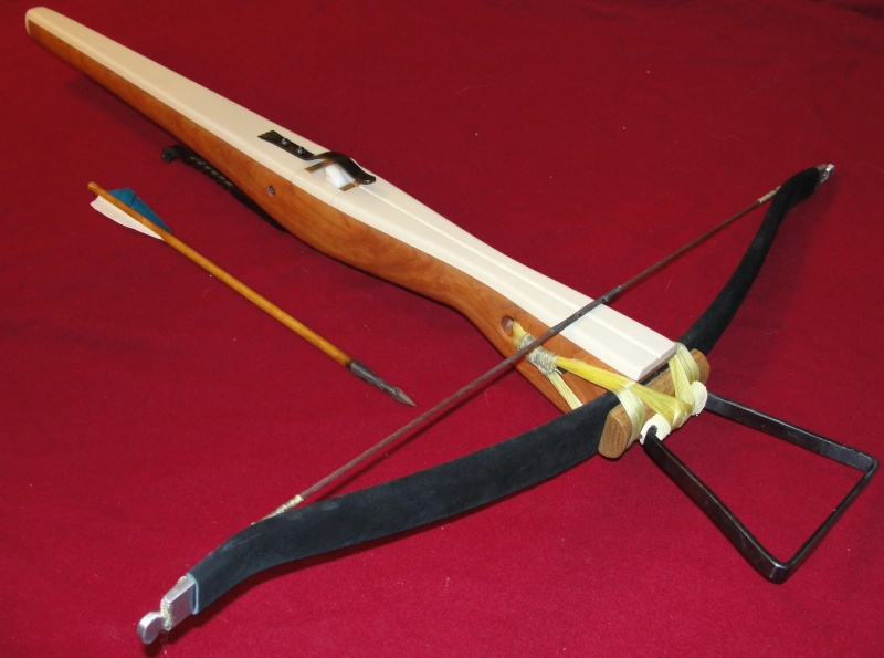 Here are a few of my 'period' type crossbows German11