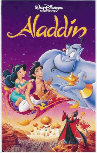 Disney Privilège: Votez pour votre jaquette préférée d'Aladdin [Protestation et nouvelle jaquette proposée !] - Page 16 986f7d10