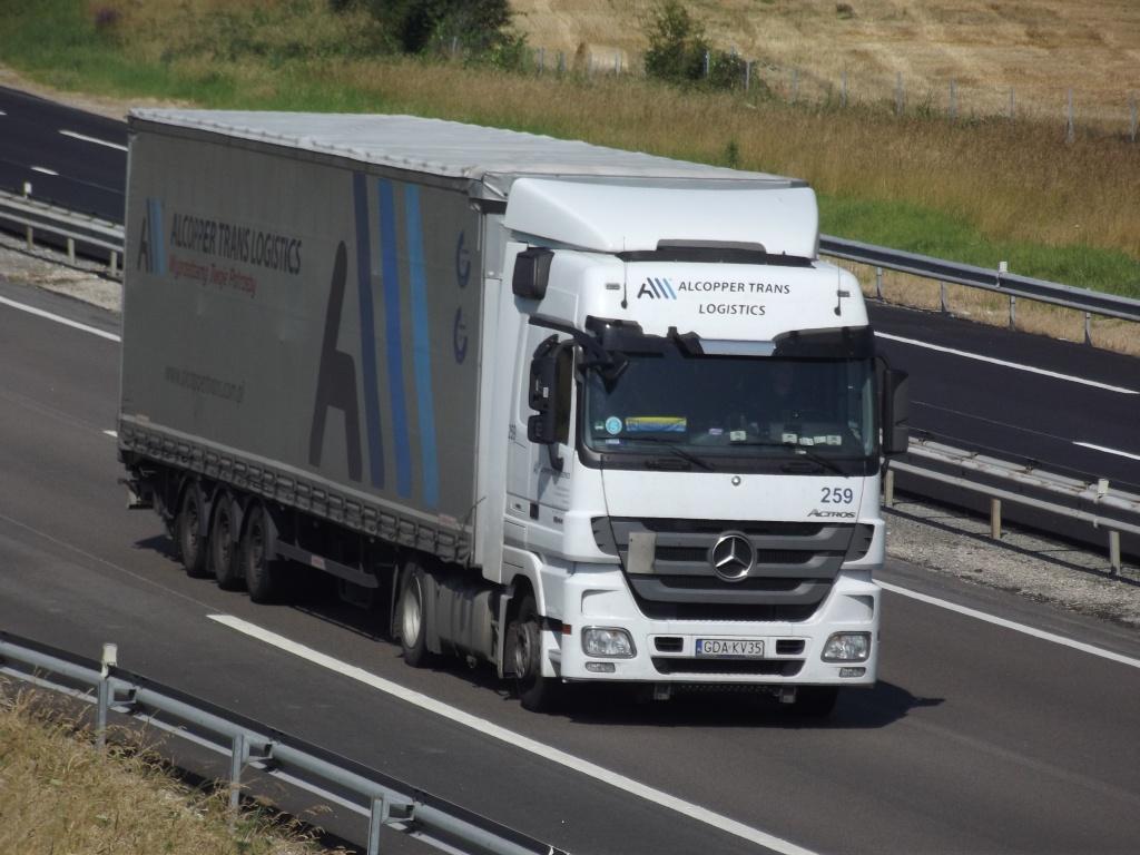Alcopper Trans Logistics. (Katowice) Photos73