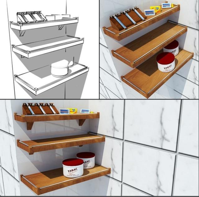 Photos de votre armoire spéciale rasage (ou de la partie réservée au rasage) - Page 3 Photo10