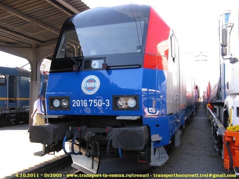 Locomotive diesel 20162010