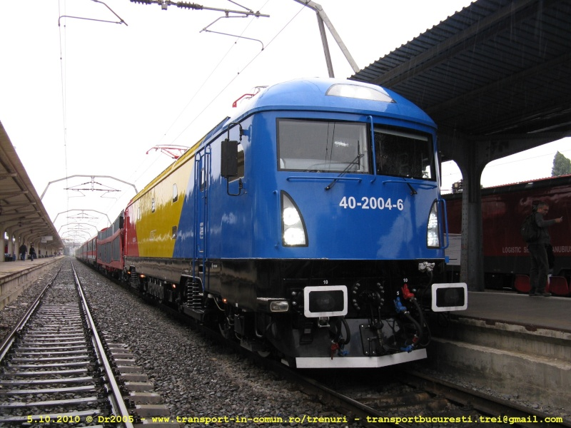Locomotive electrice 40-20010