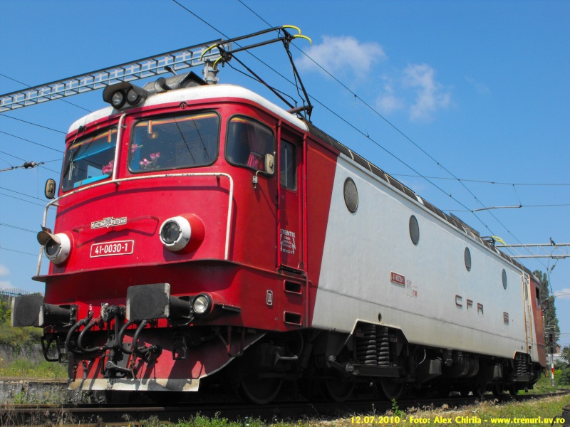 Locomotive electrice 41-00310