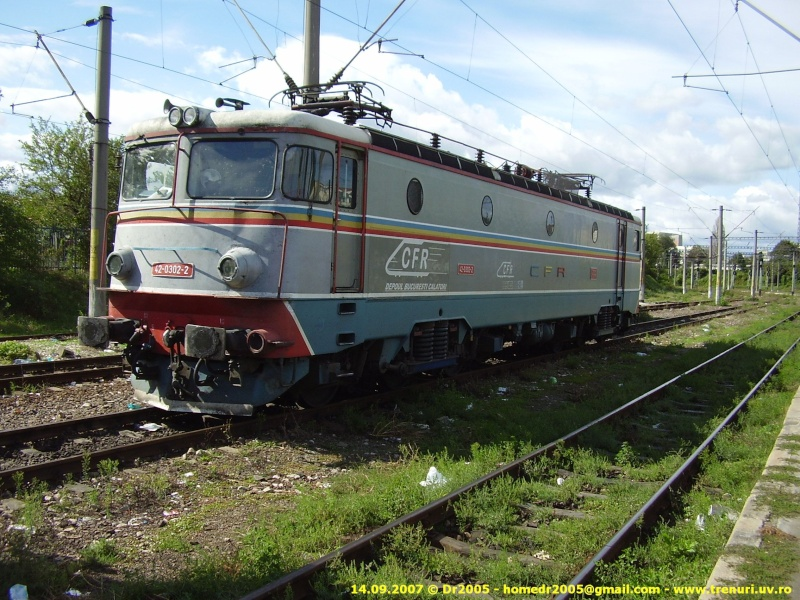 Locomotive electrice 42-03010