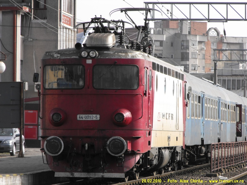 Locomotive electrice 44-00910