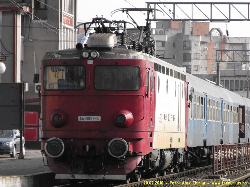 Locomotive electrice 44-00910