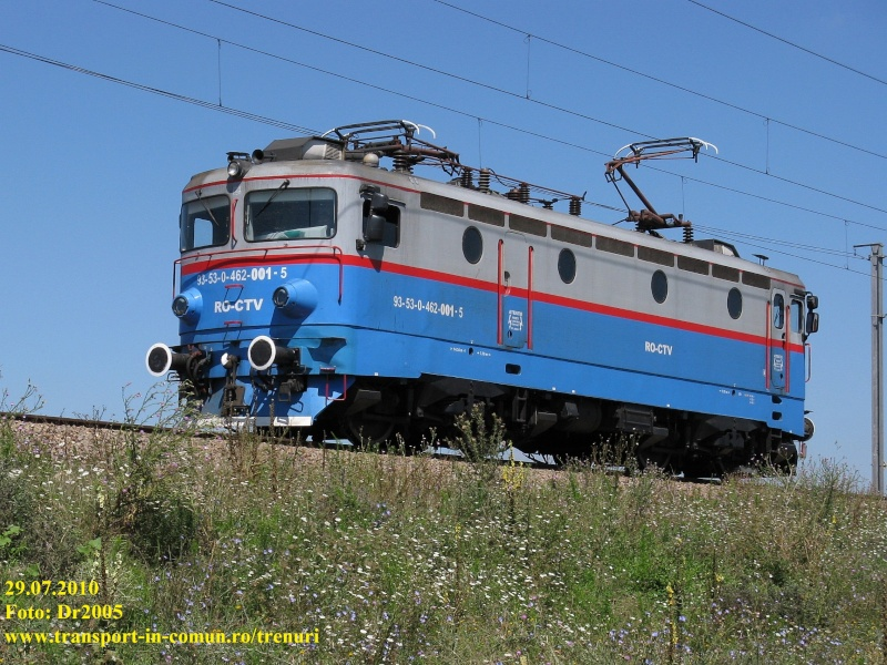 Locomotive electrice 46220010