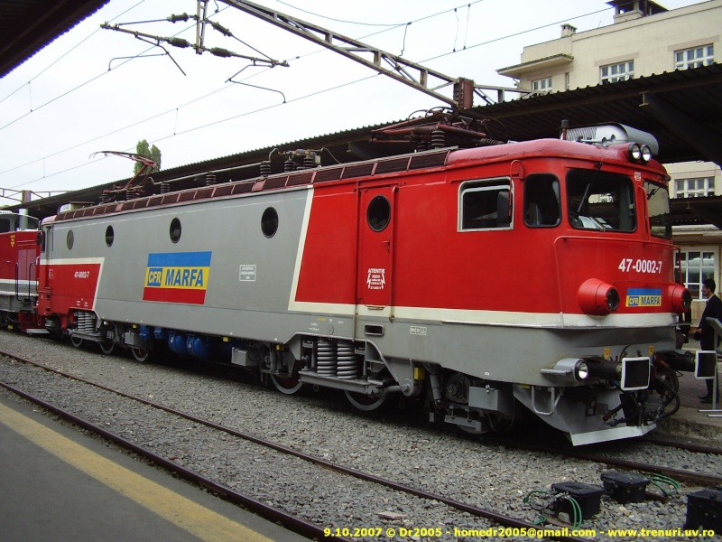 Locomotive electrice 47-00010