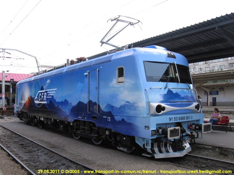 Locomotive electrice 48020010