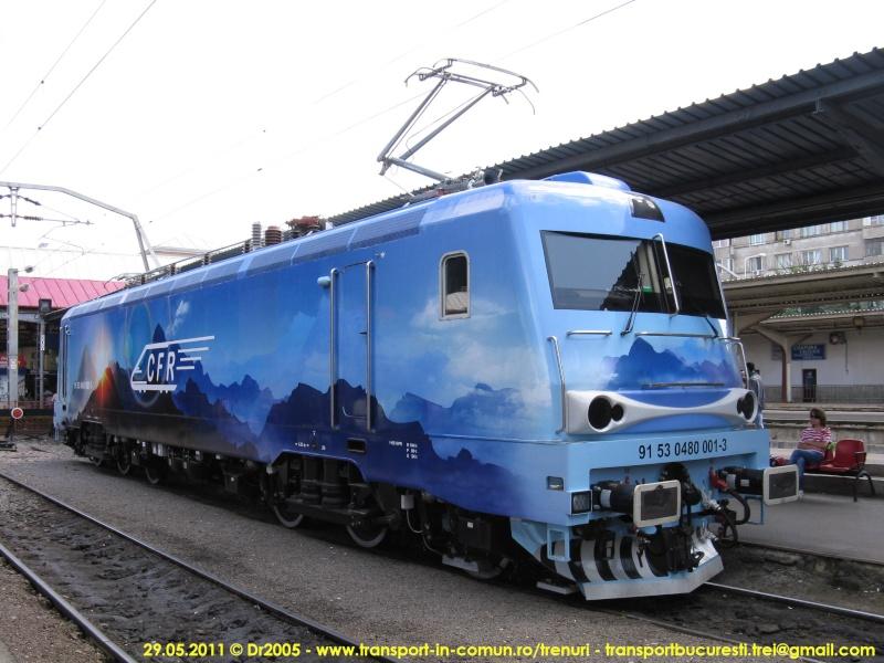 Locomotive electrice 48020010