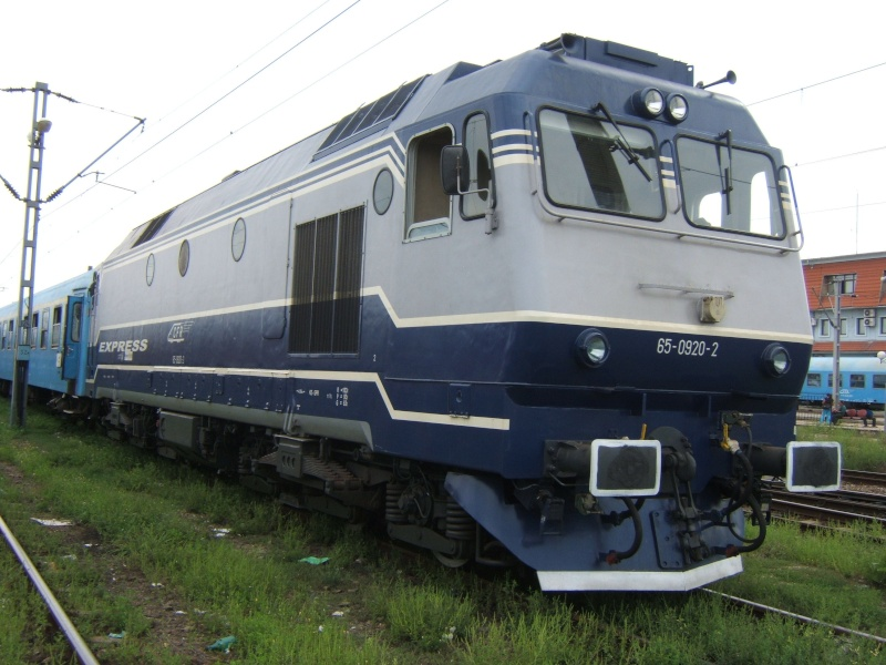 Locomotive diesel 65-09210