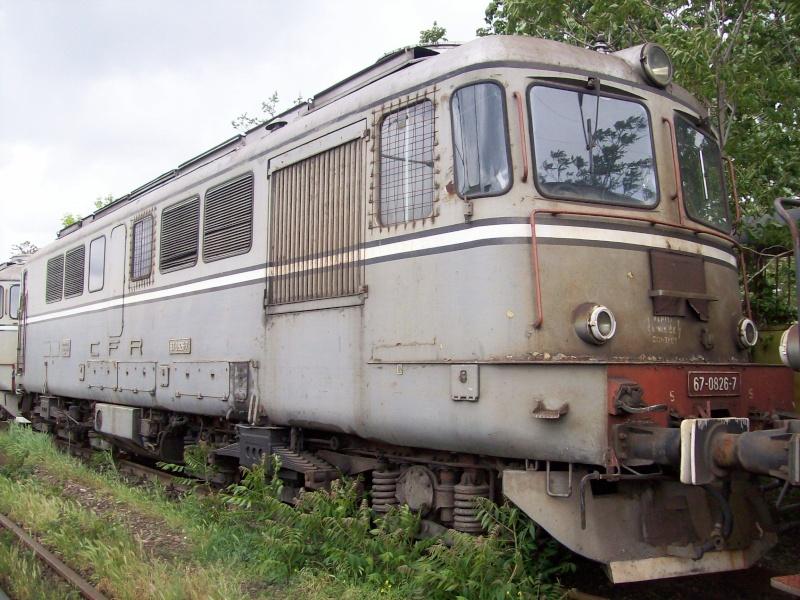 Locomotive diesel 67-08210
