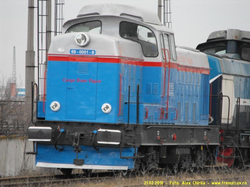 Locomotive diesel 69-00510