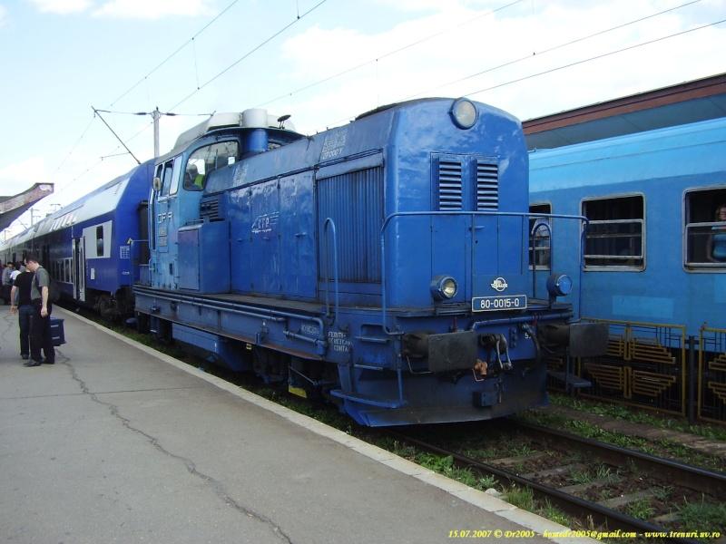 Locomotive diesel 80-00110