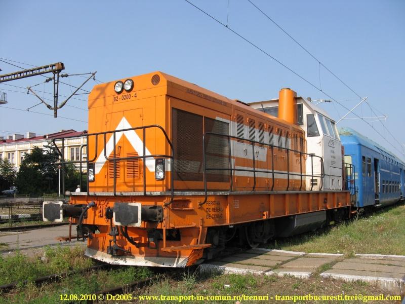 Locomotive diesel 82-02010