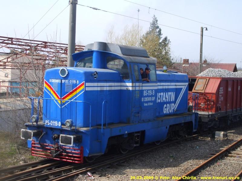 Locomotive diesel 85-01110