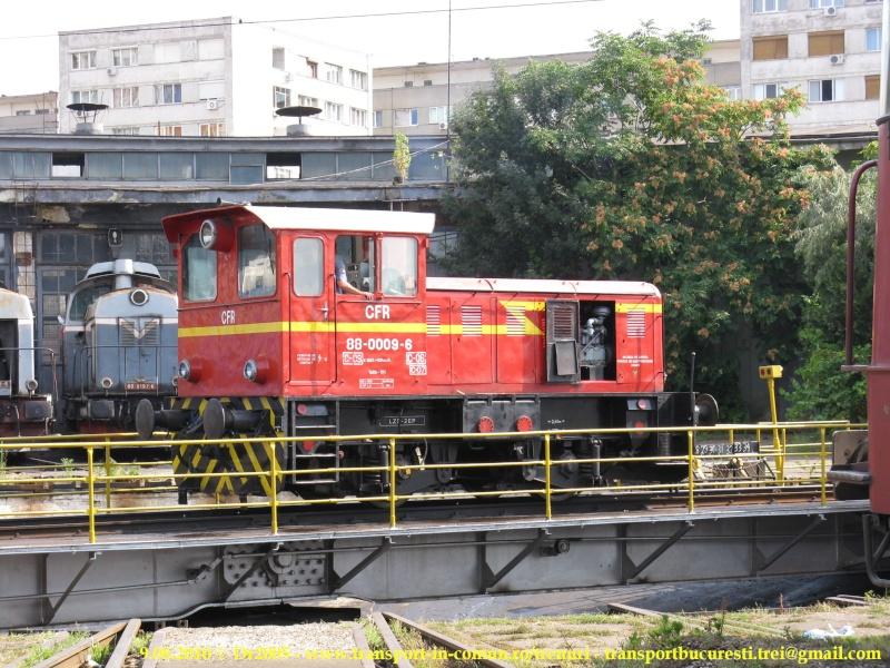 Locomotive diesel 88-00010