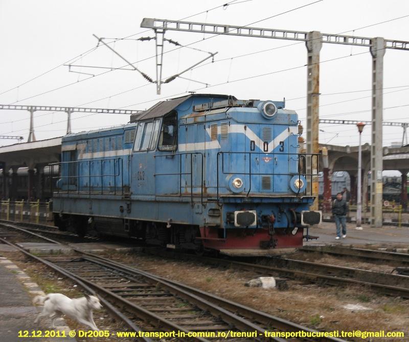 Locomotive diesel Lde13010