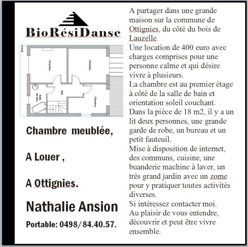 Chambre a louer Affich10