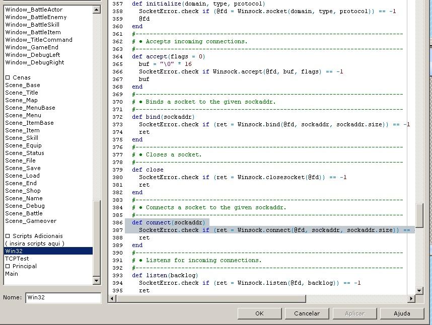 [Pedido] Compatibilizar Script Erro2_10