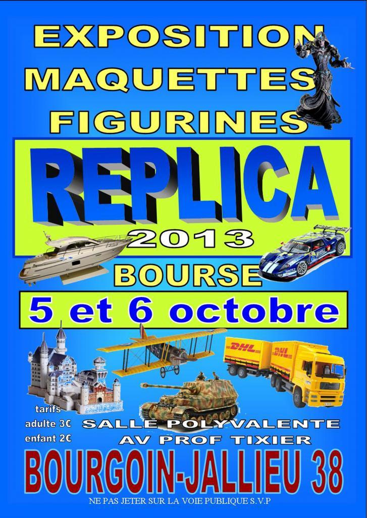 Expo du Club Maquettes Nord Dauphiné (CMND) à BOURGOIN JALLIEU (38 ISERE) Flyers10