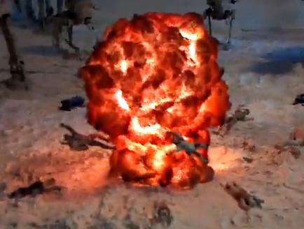 Explosions  1211
