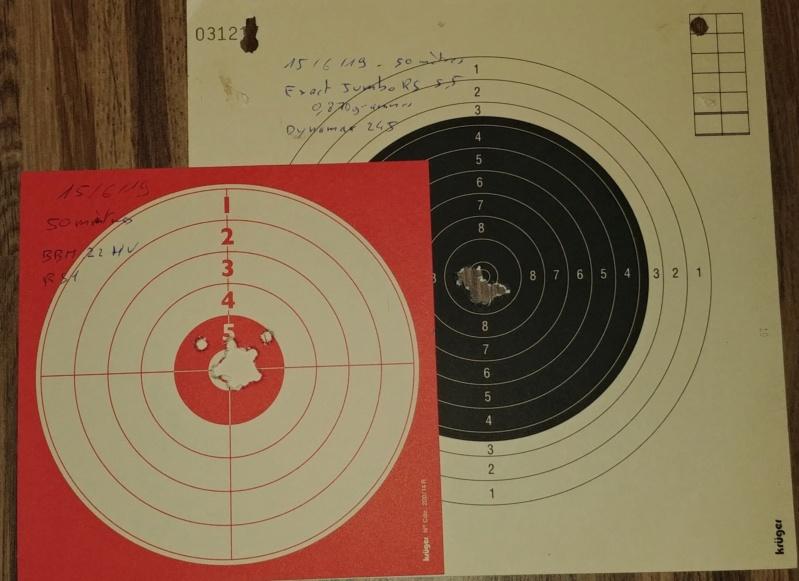 2 armes, 1 tireur, 1 distance.... Le jugement !  20190613