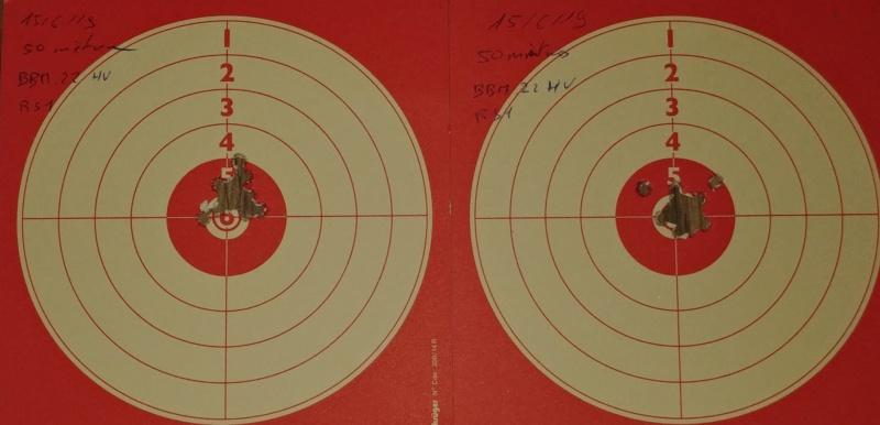 2 armes, 1 tireur, 1 distance.... Le jugement !  20190614