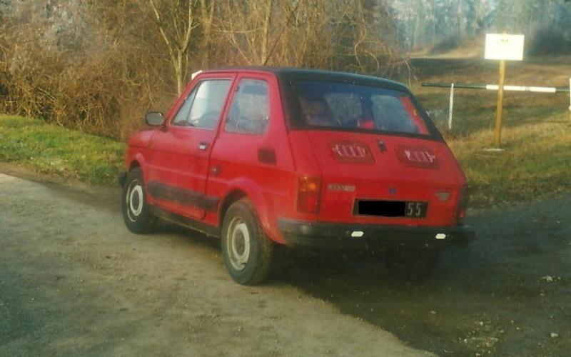 Mes ex..... celles qui sont passées, celles qui sont restées Fiat_110