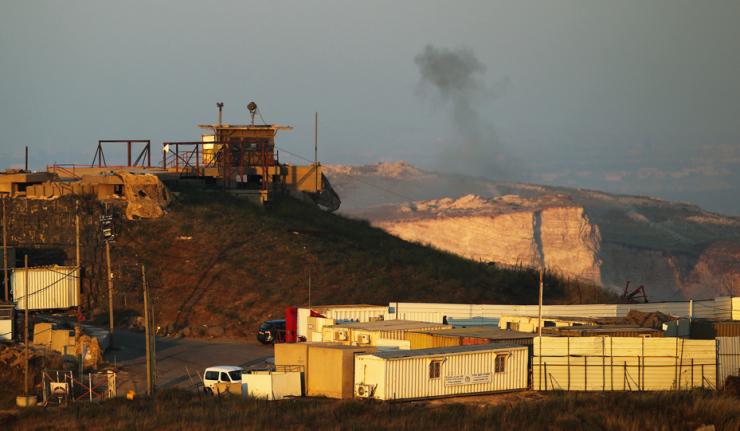 Israël s'empare du sous-sol du Golan syrien occupé 16h_5010