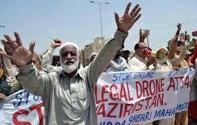 Obama admet enfin l'emploi de drones d'attaque au Pakistan et en Afghanistan  57676710